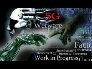 Dictature technotronique 5G et le matériau biologique humain (Dean ...