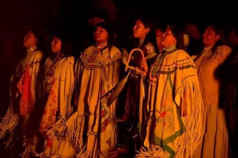 Apache-Puberty-Ceremony