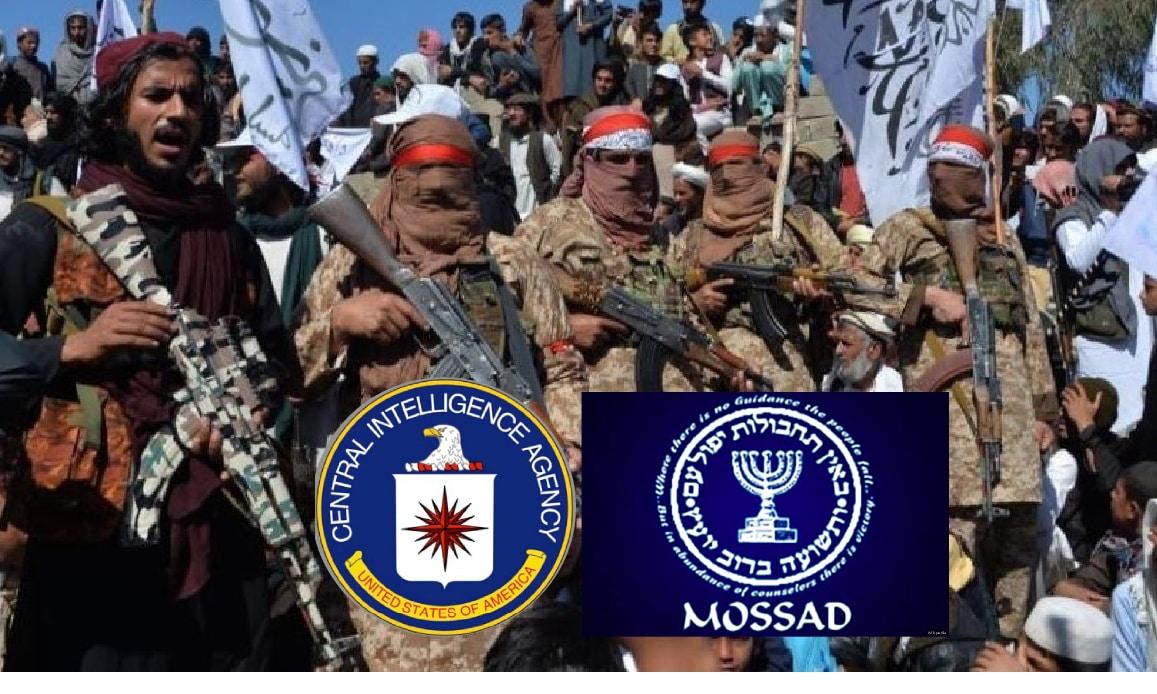 TalebaNI-MOSSAD-CIA